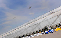 May 2, 2008; Richmond, VA, USA; NASCAR Sprint Cup Series driver Kurt Busch during practice for the Dan Lowry 400 at the Richmond International Raceway. Mandatory Credit: Mark J. Rebilas-US PRESSWIRE