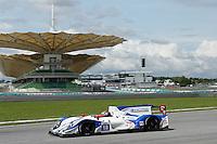 Car#18 James WINSLOW (GBR), Tsugio MATSUDA (JPN) of KCMG Asian Le Mans Series Photo by Peter Lim/PhotoDesk.com.my