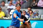 Caja Magica. Madrid. Spain. 07.05.2014. Mutua Madrid Open, Match beetwen Rafael Nadal vs Juan Monaco