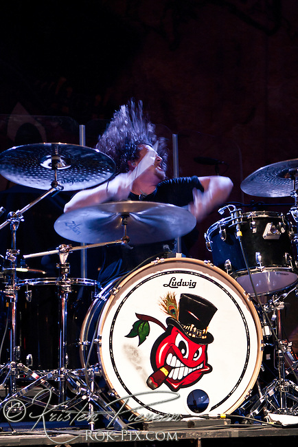 Black Stone Cherry performing at The Palladium in Worcester