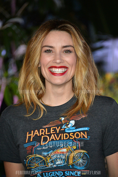 """Arielle Vandenberg at the Los Angeles premiere of """"Jumanji: Welcome To the Jungle"""" at the TCL Chinese Theatre, Hollywood, USA 11 Dec. 2017<br /> Picture: Paul Smith/Featureflash/SilverHub 0208 004 5359 sales@silverhubmedia.com"""