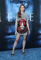 "LOS ANGELES, CA July 12- Sophie Turner,  At Premiere Of HBO's ""Game Of Thrones"" Season 7 at The Walt Disney Concert Hall, California on July 12, 2017. Credit: Faye Sadou/MediaPunch"