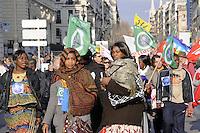 - Marsiglia (Francia),  Forum Mondiale dell' Acqua, manifestazione di protesta del Forum Alternativo contro la privatizzazione dell'acqua....- Marseille (France),  World  Water Forum , protest march organized by the Alternative Forum against privatization of water