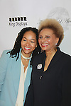 Crystal A. Dickinson & Leslie Uggams - The 68th Annual Theatre World Awards 2012 presented to 12 actors for their Outstanding Broadway or Off-Broadway Debut Performances during the 2011-2012 theatrical season on June 5, 2012 at the Belasco Theatre, New York City, New York.