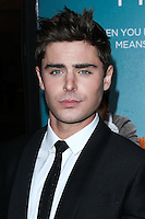 "LOS ANGELES, CA - JANUARY 27: Zac Efron at the Los Angeles Premiere Of Focus Features' ""That Awkward Moment"" held at Regal Cinemas L.A. Live on January 27, 2014 in Los Angeles, California. (Photo by David Acosta/Celebrity Monitor)"