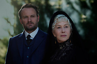 Winchester (2018)  <br /> Jason Clarke, Helen Mirren<br /> *Filmstill - Editorial Use Only*<br /> CAP/KFS<br /> Image supplied by Capital Pictures