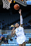 17 November 2015: North Carolina's Stephanie Watts. The University of North Carolina Tar Heels hosted the Florida A&M University Rattlers at Carmichael Arena in Chapel Hill, North Carolina in a 2015-16 NCAA Division I Women's Basketball game. UNC won the game 94-58.