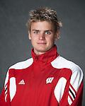 2010-11 UW Swimming and Diving Team Dan Lester. (Photo by David Stluka)