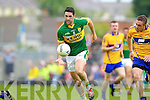 Bryan Sheehan, Kerry in action against  , Clare in the Munster Senior Championship Semi Final in Cusack Park, Ennis on Sunday.