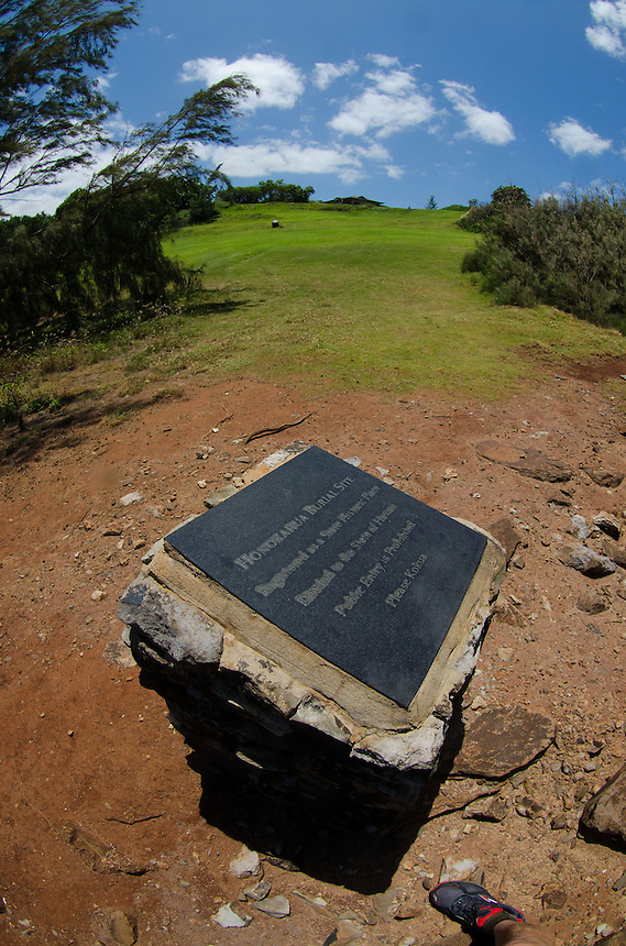 Honokahua Burial Site, Kapalua, Maui, Hawaii, US