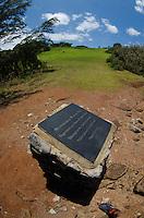 Honokahua Burial Site, Kapalua, Maui, Hawaii, US