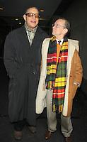 NEW YORK, NY - JANUARY 30: Michael York and Joel Grey at NBC's Today Show in New York City. January 30, 2013. Credit: RW/MediaPunch Inc. /NortePhoto