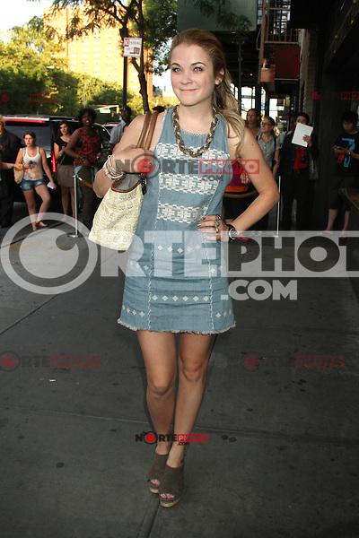 NEW YORK, NY - JULY 25: Lenay Dunn at 'The Campaign' New York Premiere at Sunshine Landmark on July 25, 2012 in New York City. ©RW/MediaPunch Inc. /NortePhoto.com<br /> <br /> **SOLO*VENTA*EN*MEXICO**<br />  **CREDITO*OBLIGATORIO** *No*Venta*A*Terceros*<br /> *No*Sale*So*third* ***No*Se*Permite*Hacer Archivo***No*Sale*So*third*©Imagenes*con derechos*de*autor©todos*reservados*.
