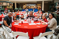 The Shops at Montebello Kidgits Breakfast with Santa on Dec. 5, 2015 (Photo by Tiffany Chien/Guest Of A Guest)