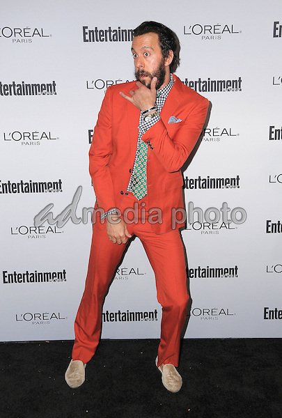 16 September 2016 - West Hollywood, California - Jonathan Kite. 2016 Entertainment Weekly Pre-Emmy Party held at Nightingale Plaza. Photo Credit: Birdie Thompson/AdMedia