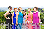 Pictured at the Causeway Comprehensive School Debs at the Ballyroe Heights Hotel on Thursday were, left to right: Bernadette Leen, Patrice Diggin, Sarah Murphy, Niamh White, Sarah Casey and Katie Casey.