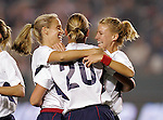 USWNT vs. Mexico - 11/22/06