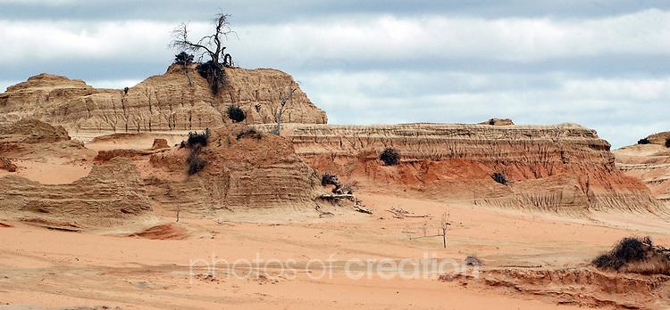 Walls of China - Mungo National Park