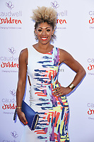 Zoe Williams at the Caudwell Children Butterfly Ball at the Grosvenor House Hotel in London, UK.<br /> 25th May 2017.<br /> Picture: Steve Vas/Featureflash/SilverHub 0208 004 5359 sales@silverhubmedia.com