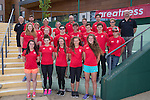 Team Wales Junior Commonwealth Games Samoa 2015.<br /> 11.07.15<br /> &copy;Steve Pope - SPORTINGWALES