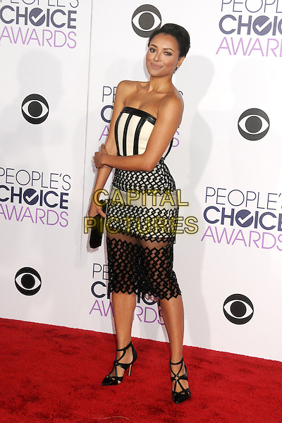 6 January 2016 - Los Angeles, California - Kat Graham. People's Choice Awards 2016 - Arrivals held at The Microsoft Theater. <br /> CAP/ADM/BP<br /> &copy;BP/ADM/Capital Pictures