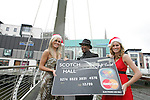 at the launch of the Scotch Hall Mastercard Gift Card. Photo: Newsfile/Fran Caffrey.