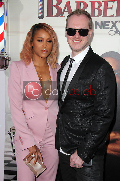 Eve, Maximillion Cooper<br /> at the &quot;Barbershop The Next Cut&quot; Premiere, TCL Chinese Theater, Hollywood, CA 04-06-16<br /> David Edwards/Dailyceleb.com 818-249-4998