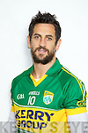 Paul Galvin member of the Kerry Senior Football team 2012.
