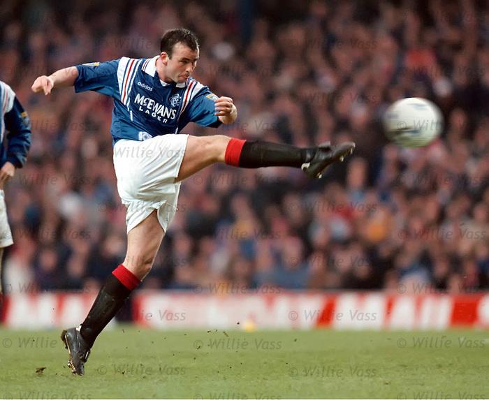 Alan McLaren, Rangers 1993-94