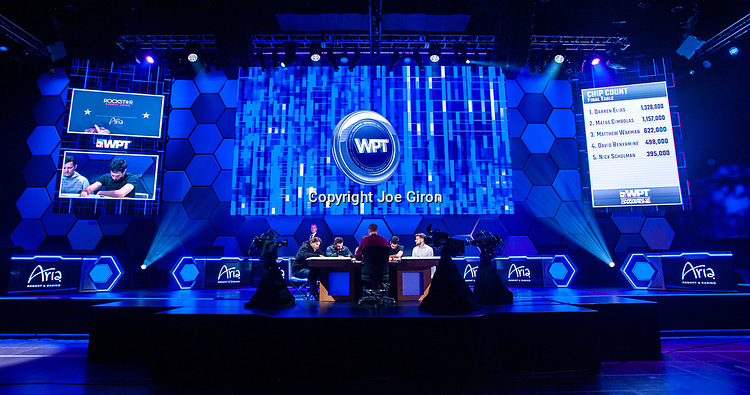 WPT Tournament of Champions Season 2017-2018