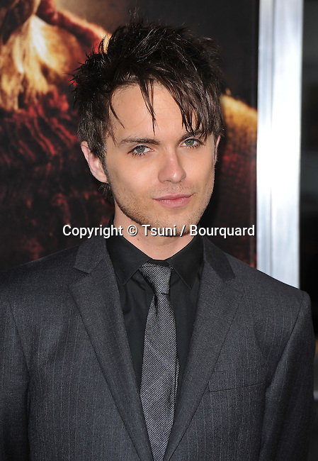 11_ Thomas Dekker _11   -<br /> A Nightmare On Elm Street  Premiere at the Chinese Theatre In Los Angeles.