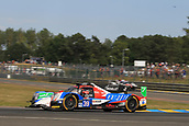 June 14 and 15th 2017,  Le Mans, France; Le man 24 hour race qualification sessions at the Circuit de la Sarthe, Le Mans, France;  #39 GRAFF (FRA) ORECA 07 GIBSON LMP2 JAMES WINSLOW (GBR) ERIC TROUILLET (FRA) ENZO GUIBBERT (FRA)