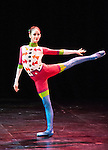English National Ballet. Emerging Dancer competition 2013. Queen Elizabeth Hall. Laurretta Summerscales.