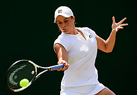 ASHLEIGH BARTY (AUS)<br /> <br /> TENNIS - THE CHAMPIONSHIPS - WIMBLEDON- ALL ENGLAND LAWN TENNIS AND CROQUET CLUB - ATP - WTA -ITF - WIMBLEDON-SW19, LONDON, GREAT  BRITAIN- 2017  <br /> <br /> <br /> &copy; TENNIS PHOTO NETWORK