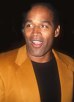 OJ Simpson 1993<br /> Photo By John Barrett/PHOTOlink.net