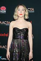 3 January 2020 - West Hollywood, California - Saoirse Ronan. 9th Annual Australian Academy Of Cinema And Television Arts (AACTA) International Awards  held at SkyBar at the Mondrian. Photo Credit: FS/AdMedia