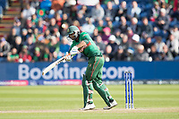 Mahmudullah (Bangladesh) top edges and is safely caught by Jonny Bairstow (England)during England vs Bangladesh, ICC World Cup Cricket at Sophia Gardens Cardiff on 8th June 2019