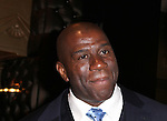 "Earvin 'Magic' Johnson.attending the Broadway Opening Night Performance After Party for ""Magic / Bird"" at the Edison Ballroom in New York City on April 11, 2012"