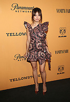 LOS ANGELES, CA - JUNE 11: Noureen DeWulf, at the premiere of Yellowstone at Paramount Studios in Los Angeles, California on June 11, 2018. <br /> CAP/MPI/FS<br /> &copy;FS/MPI/Capital Pictures