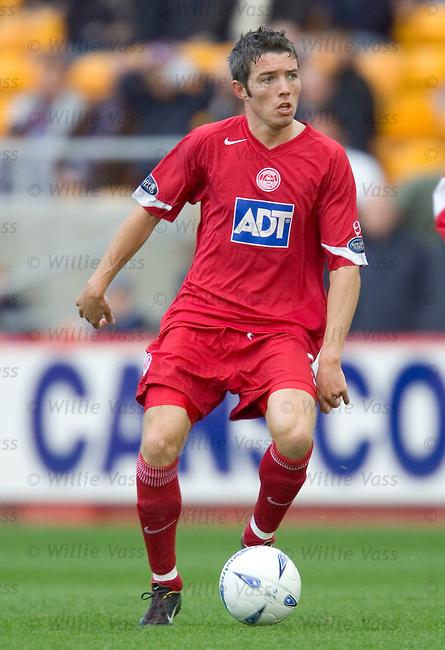 Kevin McNaughton, Aberdeen.stock season 2004-2005.pic willie vass