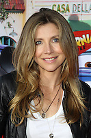 """ANAHEIM - JUN 13:  Sarah Chalke arrives at the """"Cars Land"""" Grand Opening  at California Adventure on June 13, 2012 in Anaheim, CA"""