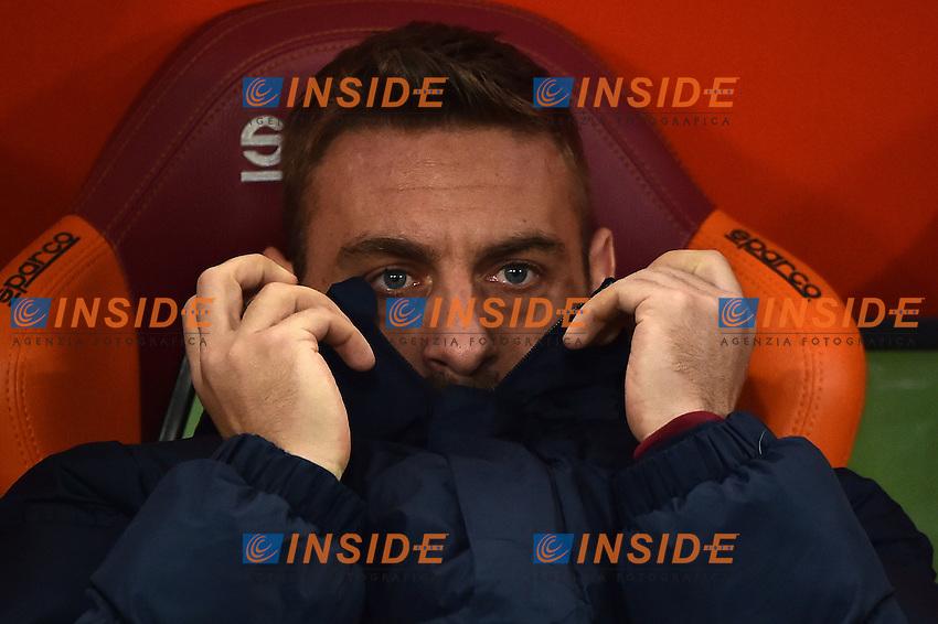 Daniele De Rossi Roma <br /> Roma 27-11-2016 Stadio Olimpico Football <br /> Campionato Serie A 2016/2017 <br /> AS Roma - Pescara<br /> Foto Andrea Staccioli / Insidefoto