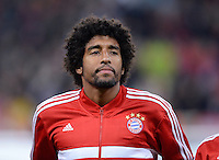 FUSSBALL   CHAMPIONS LEAGUE   SAISON 2013/2014   Vorrunde FC Bayern Muenchen - ZSKA Moskau       17.09.2013 Dante (FC Bayern Muenchen)