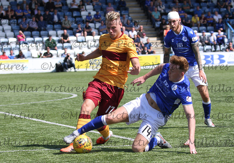 Queen of the South v Motherwell 130719