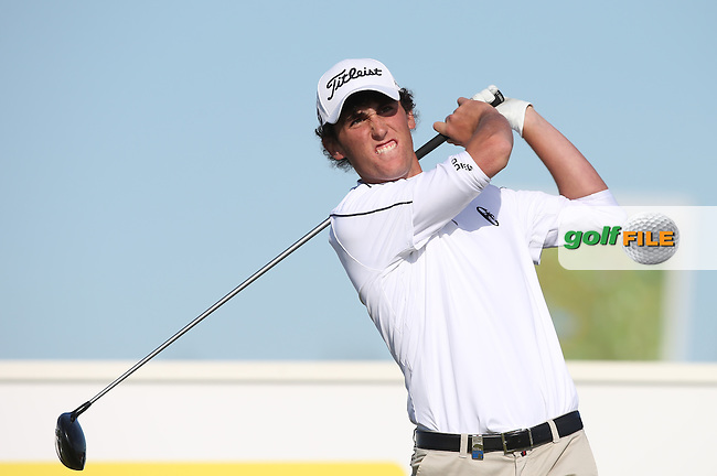 Renato Paratore (ITA) during Round Two of the 2015 Nordea Masters at the PGA Sweden National, Bara, Malmo, Sweden. 05/06/2015. Picture David Lloyd | www.golffile.ie