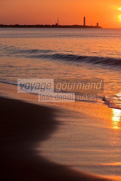 Europe/France/Poitou-Charentes/17/Charente-Maritime/Ile de Ré/Saint-Clément-des-Baleines: Plage de la Conche des Baleines