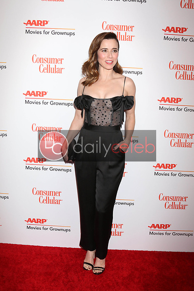 Linda Cardellini<br /> at the AARP Movies for Growups Awards, Beverly Wilshire Hotel, Beverly Hills, CA 02-04-19<br /> David Edwards/DailyCeleb.com 818-249-4998