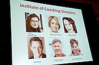 Coaching in Leadership and Healthcare Conference by the Institute of Coaching and Harvard Medical School at the Renaissance Hotel Boston MA September 16 and 17,2016