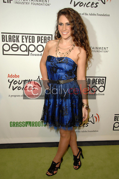 Kimberly Cole<br />at the 5th Annual Black Eyed Peas Peapod Foundation Benefit Concert. The Conga Room, Los Angeles, CA. 02-05-09<br />Dave Edwards/DailyCeleb.com 818-249-4998