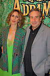Premiere Barcelona La Familia Addams.<br /> Lola Marceli &amp; Juanjo Puigcorbe.